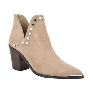 Marc Fisher Dayne Studded Booties size 9.5M